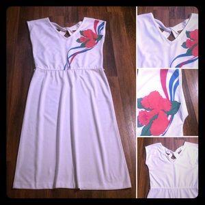 🦋2/$10 3/$15 4/$18 5/$20 Vintage 70s Dress